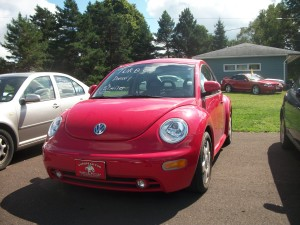 1998 TDI Beetle only 52 miles never titled retail