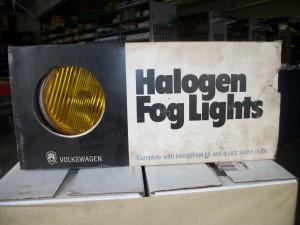 N.O.S. fog light set