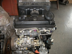 """NEW"" 1.9 non turbo complete motor"