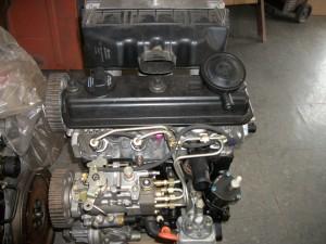 """NEW"" 1.9 non turbo complete motor"