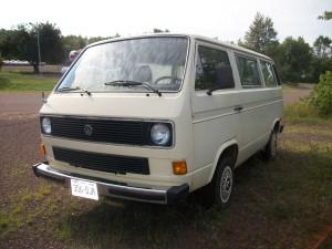 1982 Vanagon 1.6 diesel