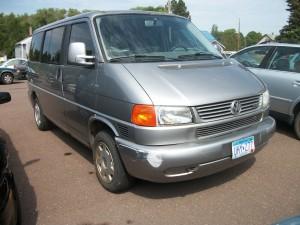 1999 Eurovan