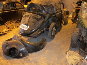 1954 VW Beetle convertible 90% complete